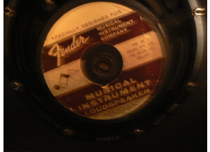 Fender Princeton (Blackface) (57730)