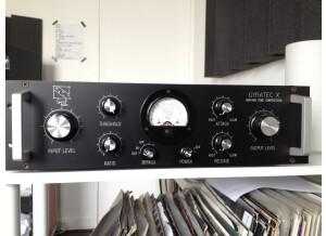Gyraf Audio Gyratec X: Stereo Vari-Mu Compressor