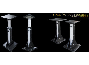 Barefoot Sound Stands : TS - S - MS - H