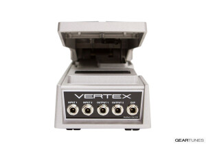Vertex Effects Systems Stereo Volume Pedal