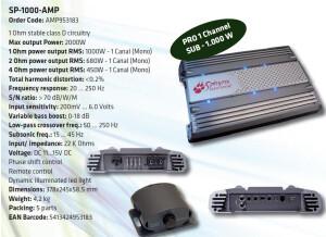 Sphynx SP-1000-AMP
