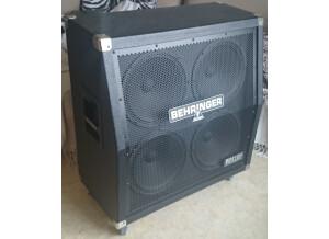 Behringer Ultrastack BG412H (6860)