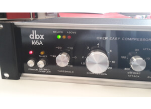 dbx 165 A (60468)