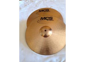 """Meinl MCS Medium Hihat 14"""" (72998)"""