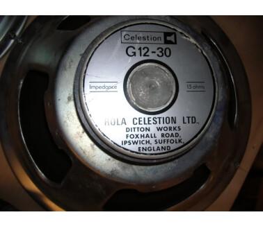 Celestion G12-30