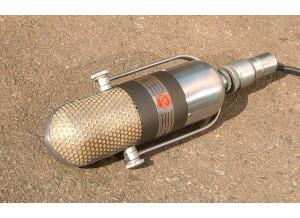 Rca 77 ribbon microphone