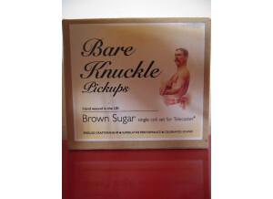 Bare Knuckle Pickups Brown Sugar Tele Single Coil Set