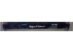 Hughes & Kettner ampli de monitoring studio 1U 2 x 100W