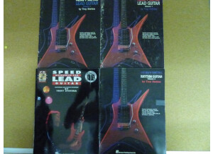Hal Leonard Troy Stetina - Speed Mechanics For Lead Guitar