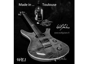 Wolf Guitars WE1
