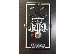 Electro-Harmonix Pocket Metal Muff (89722)