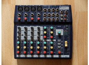 Soundcraft Notepad 124