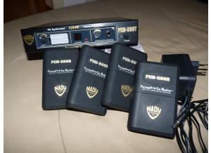 Nady PEM-500 Personnal in Ear Monitor