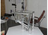 vend angle 3D  pont triangulé série SX 390