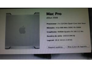Apple MAC PRO BI 2.8GHz Quad-Core Intel Xeon (85567)