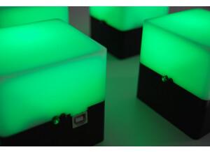 percussa wireless audiocubes pro green1