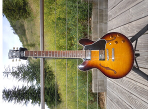 Gibson CS-336 Figured Top - Vintage Sunburst (3434)