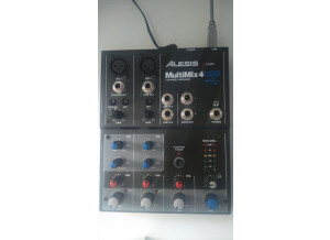 Alesis MultiMix 4 USB (16899)