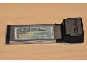 RME Audio HDSPe Expresscard