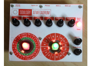 Soulsby Synthesizers Atmegadrum