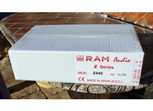 RAM Audio Zetta 440