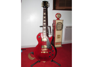 Gibson Les Paul Studio LH - Wine Red w/ Gold Hardware (59735)