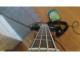 Elixir Strings Nanoweb Coating Bass Nickel Plated