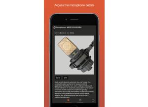 Los Rebellos Rës Microphone Pocket Library