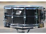 Ludwig Drums 6.5x14 acrolite black galaxy