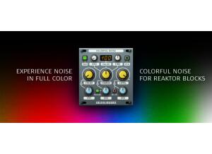 blk colorful noise hi