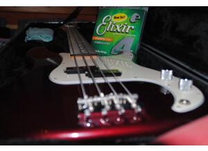 Elixir Strings Nanoweb Coating Bass Stainless Steel