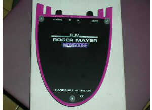 Roger Mayer Mongoose Fuzz