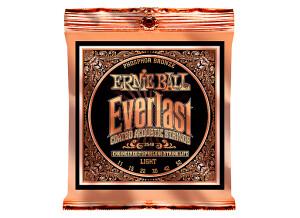 Ernie Ball Everlast Coated Phosphor Bronze Acoustic