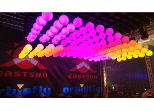 Light moving lights from Eastsun Orbisfly