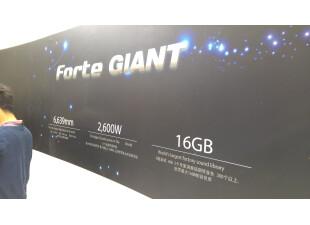 Kurzweil Forte Giant 4