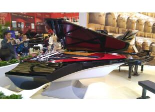 Piano Boat PIano Black