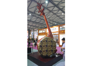Chinese Traditional instruments gigantic instrument 1