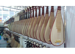 Chinese Traditional instruments 04