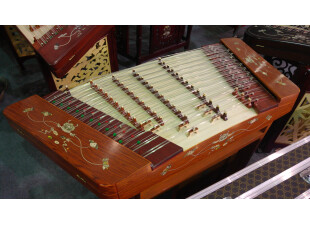 Chinese Traditional instruments 08