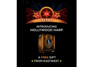 Eastwest Hollywood Harp