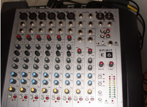 Soundcraft E6
