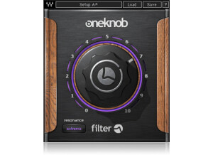 Waves OneKnob Filter