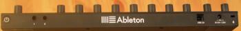 Ableton Push 2 et Live 9.5 : face arrière
