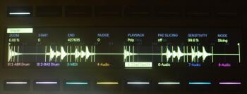 Ableton Push 2 et Live 9.5 : Slicing