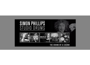 Steinberg Simon Phillips Studio Drums