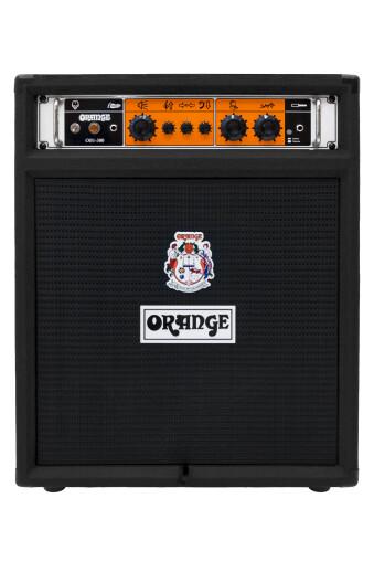 Orange OB1-300 Bass Combo : Orange OB1 300 Combo black