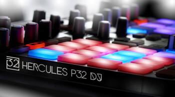 Hercules P32 DJ 5