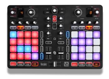 Hercules P32 DJ top
