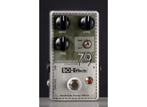 BO*Effects 79 Green Overdrive