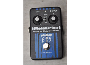 EBS MetalDrive (96822)